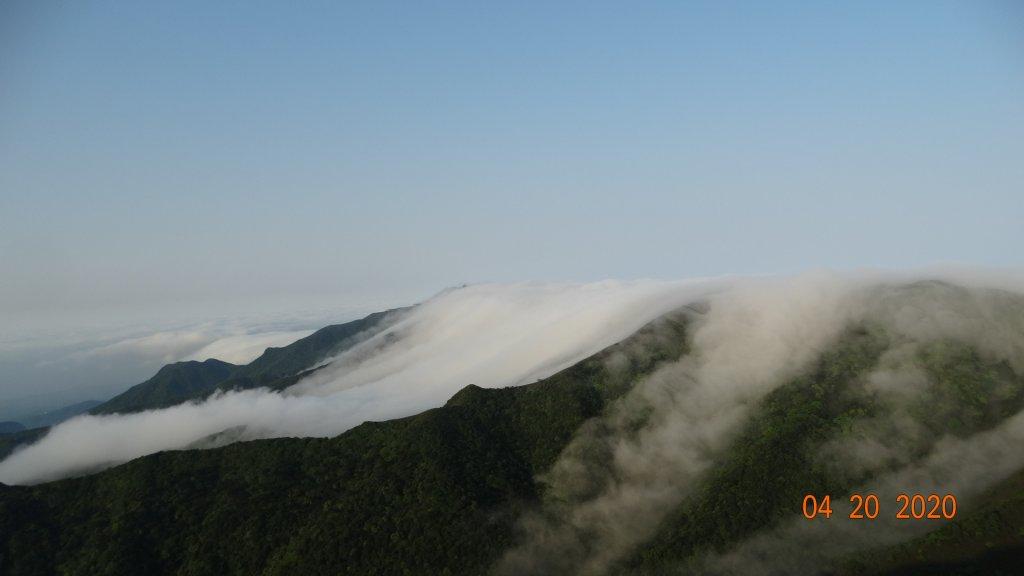 2020第六度小觀音山雲瀑&觀音圈_928151