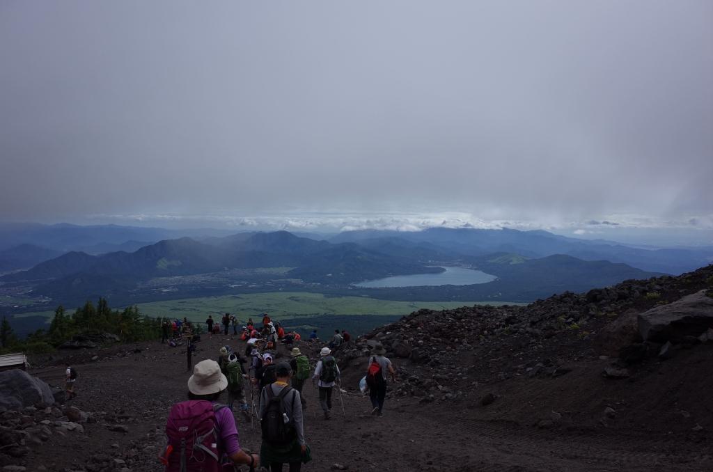 2016年8月富士山_82548