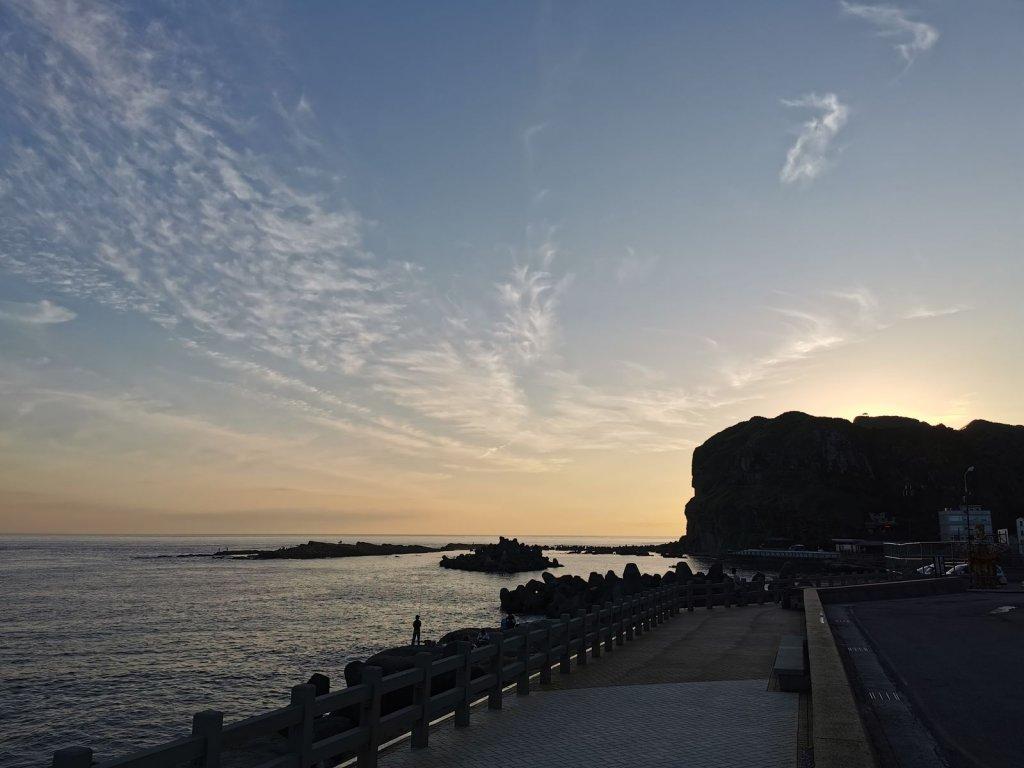 南子吝步道-遠眺山海景觀-基隆山、基隆嶼_1033590
