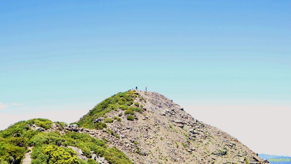 流浪山林的故事~雪山聖稜線_644209