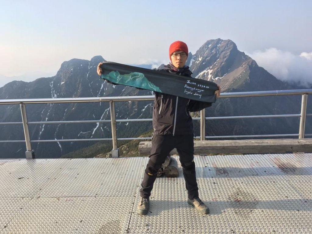 山岳毛巾登頂啦!!_354405