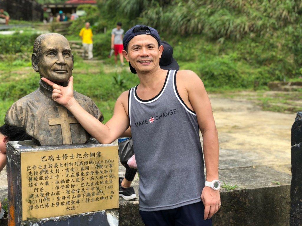 聖母登山步道.三角崙山【台灣製造.國際認_630938