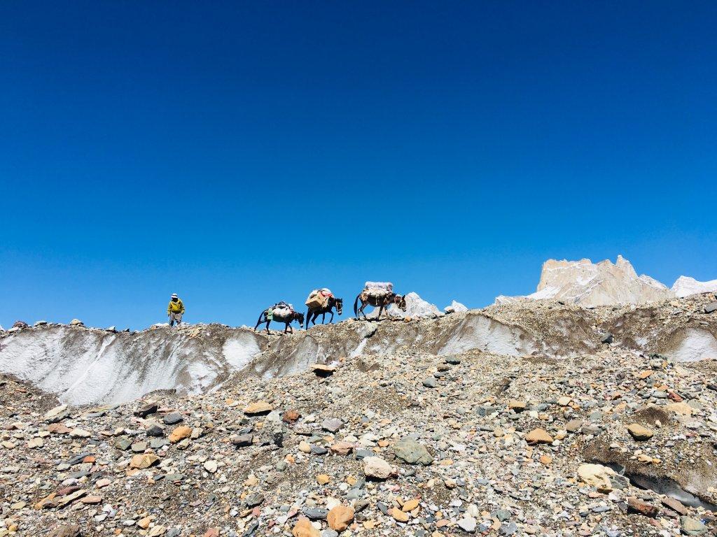 喀喇昆侖山K2基地營健行_647966