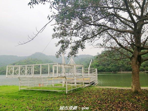 【宜蘭。礁溪】清悠秀麗。蘭陽十二勝~龍潭湖生態園區步道_1363205
