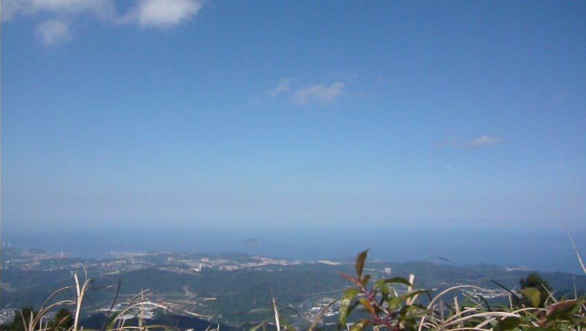 山脊上的小百岳~五分山_1280289