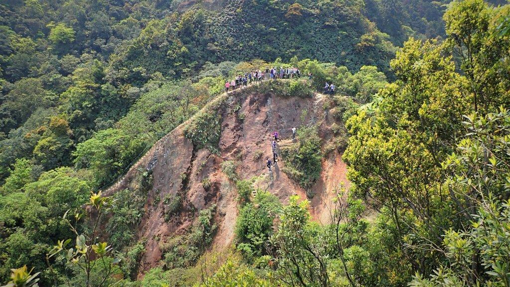 距離不長可以峰來峰去的平溪八連峰8字登山行_1364311