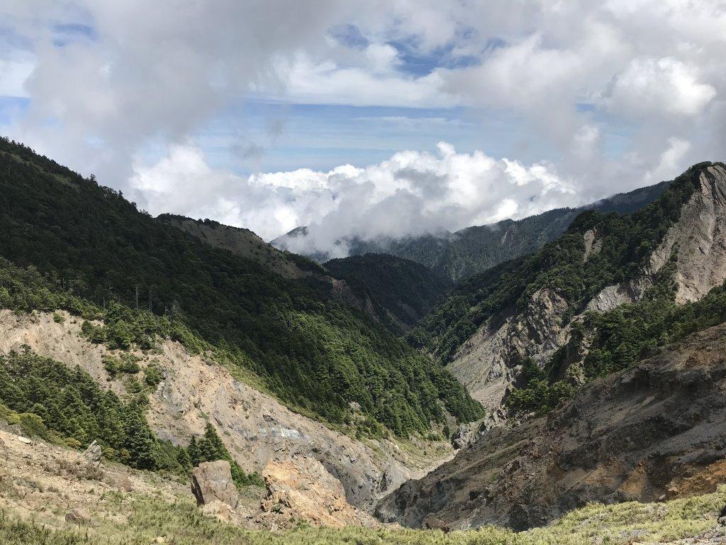 雪山西稜 - 我的第一次長程縱走_1420405