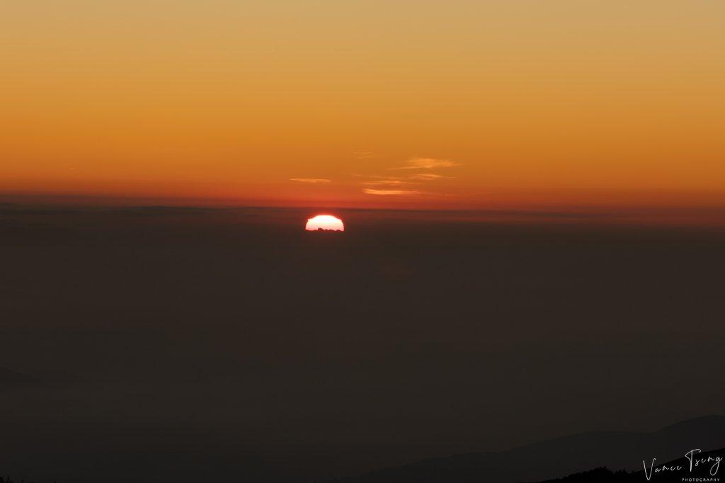 雲瀑、大雲海、暮光橘攝合歡北_761994
