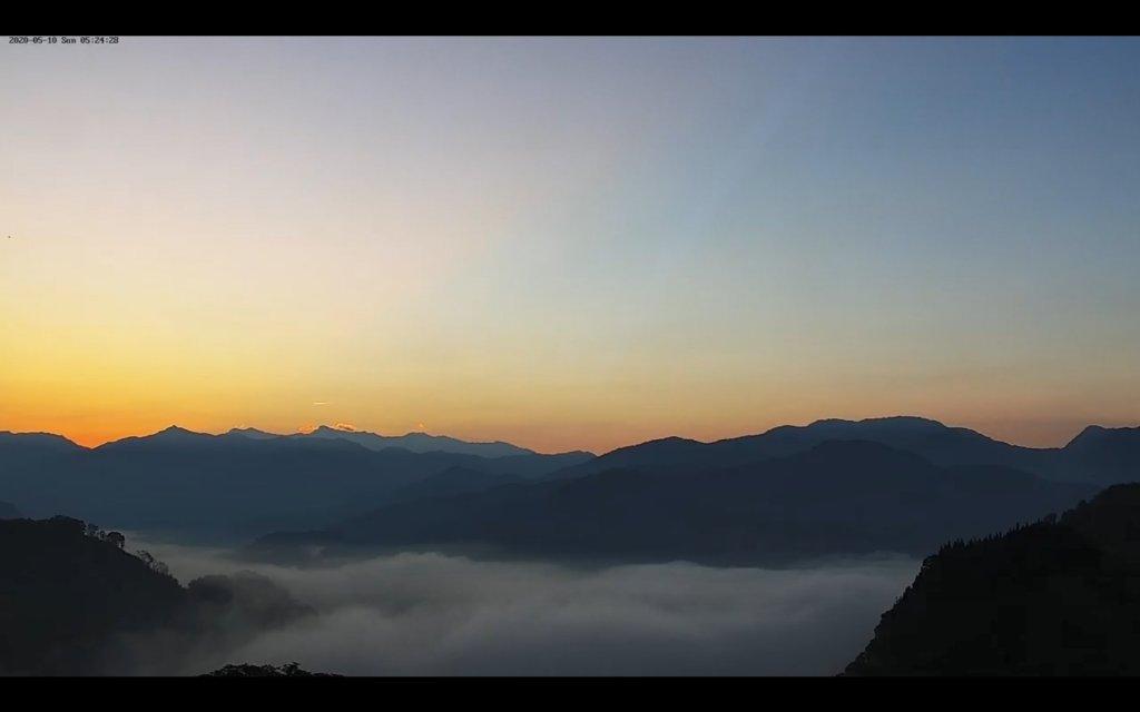 阿里山雲瀑&雲海/富士山直播即時視訊_960142
