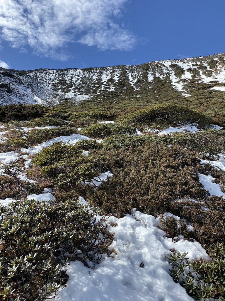 告別2019的雪山圈谷之旅_794842