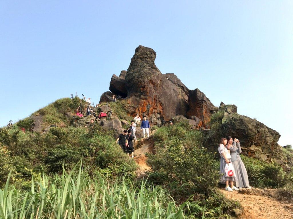 龍脊上的舞者:劍龍稜走茶壺山_1324999