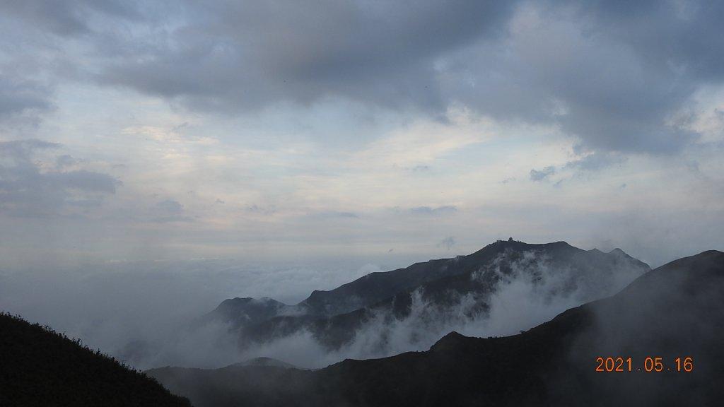 再見觀音圈 - 山頂變幻莫測,雲層帶雲霧飄渺之霧裡看花 & 賞蝶趣_1390177