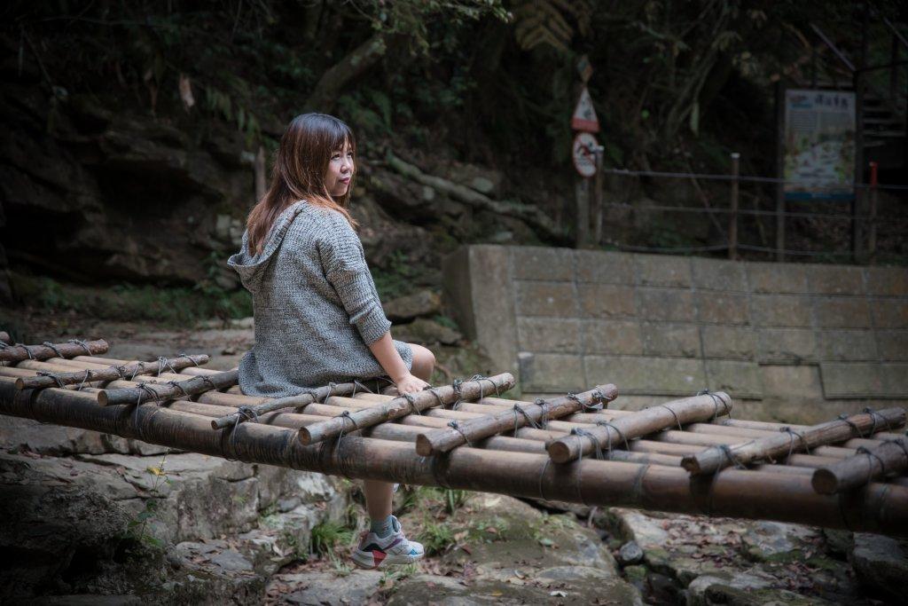魚池鄉-澀水森林步道之水上瀑布_1171964