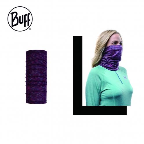 西班牙【BUFF】窄版舒適125gsm《Slim》 美麗諾羊毛頭巾(女性窄版設計、恆溫、透氣、不癢、不臭)1