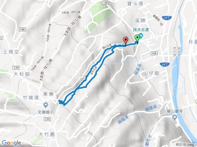 挑水古道>>>碧山古道