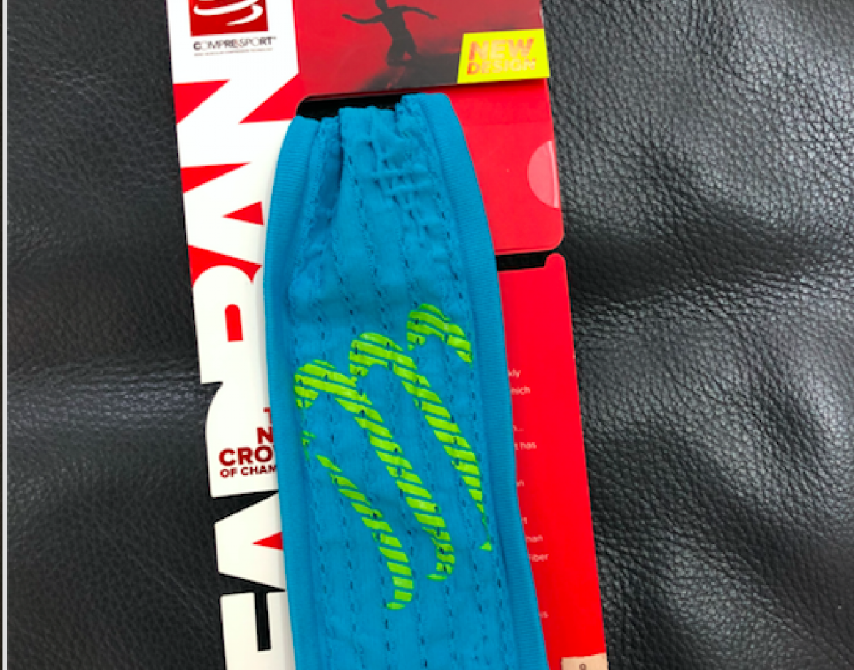 compressport 頭帶