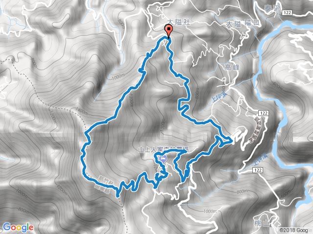 新竹-鵝公髻山-20150224