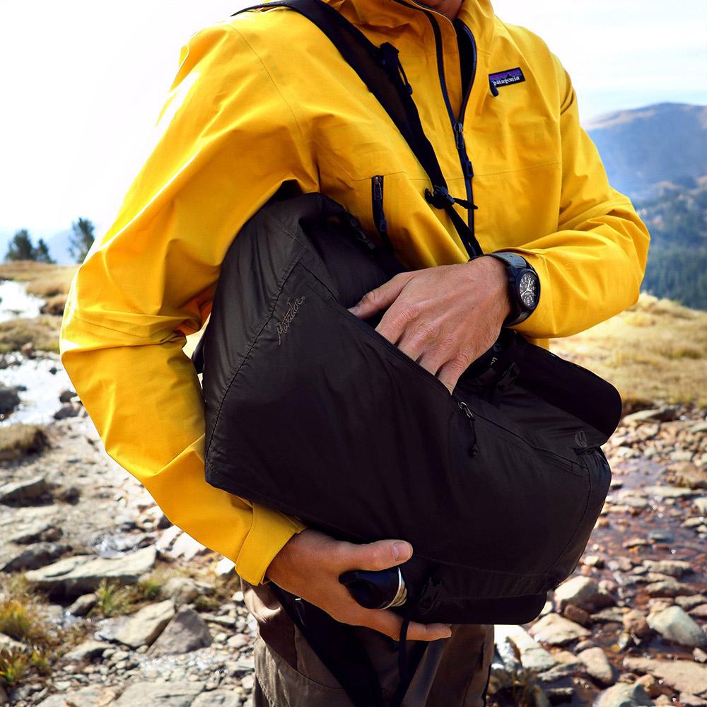 美國【Matador】登頂多用 口袋24L防水背包 進階2.0款 (水壺側袋、均重胸帶、Freerain24)5