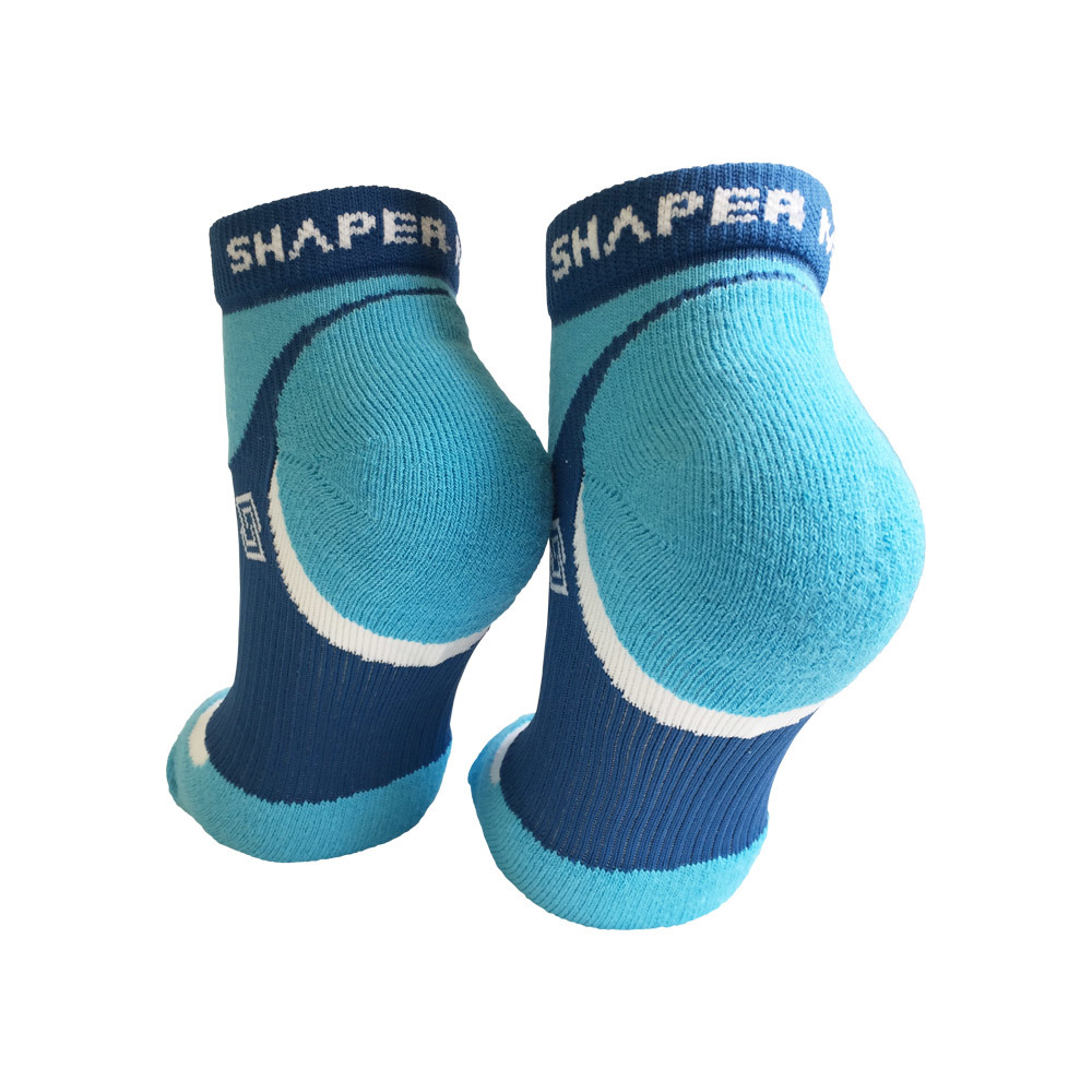 【SHAPER MAN】兩倍速乾 極酷運動襪(COOLMAX紗線、足弓加壓、台灣製)2