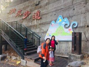 20190112貓仔們之谷關捎來步道