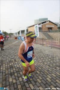 馬拉松賽,半馬拉松賽-馬料水海濱公廁對出水站(Part 3)