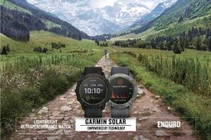 【裝備情報】Garmin全新Enduro超長80小時續航太陽能GPS手錶  設有超馬專屬模式