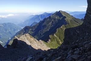 【山岳之美】 -玉山群峰