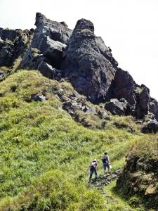 步道小旅行-金瓜石半屏山