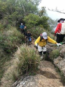 苗栗加里山登山步道