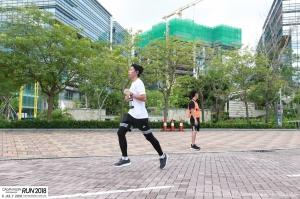 Finish - 6公里個人組 (男/女子16-34歲各組別)
