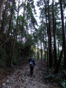 2018/1/14 橫嶺山