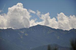 雪山東峰、主峰