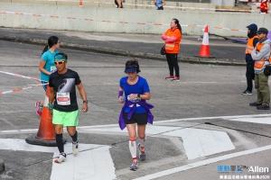 終點前50m (9:38-10:02)