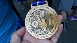大腳板系列 - 紐約馬拉松(比賽日篇)