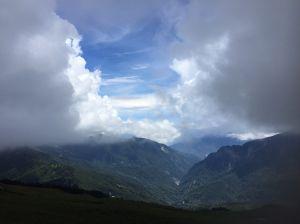 2018-08 合歡北峰