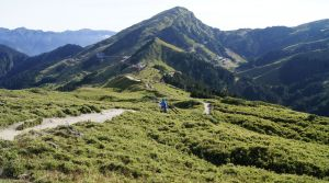 我的第一座百岳 --- 石門山