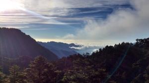 穿越歷史 : 能高越嶺,奇萊南華