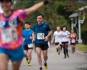 8km race @2km