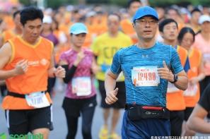 啟動下半年路跑季的10.5公里