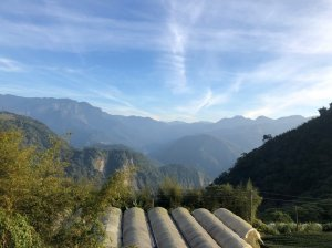 20181204嘉南雲峰、石壁山登山步道