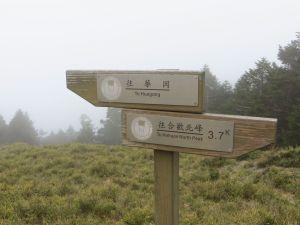 合歡西北峰(夏季北峰與母親節期西北峰)