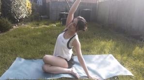 【Chee Yoga】運動後拉筋去水腫  10分鐘陰瑜伽練習