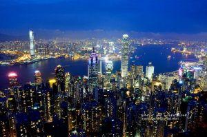 【香港】走太平山環迴步行徑.賞維多莉亞港百萬夜景
