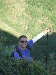 【新北/瑞芳】東北角黃金稜線、半平溪峽谷、三角尖峰、雙鬼小霸尖
