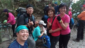 我的第三座百岳-北大武山(3092M)
