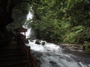 20120803五峰旗瀑布