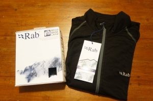 【衣測】當羊毛碰上椰子:Rab MeCo 羊毛排汗衣