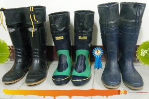 【裝備】登山穿雨鞋?! 怎麼穿才舒適?