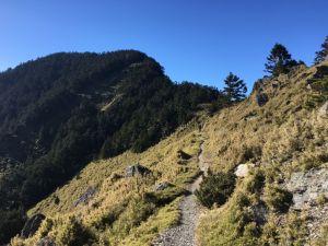 絕美雲海-玉山西峰