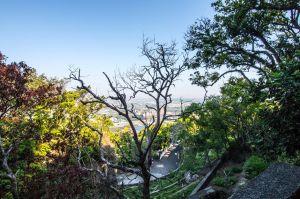 大崗山磐龍峽谷